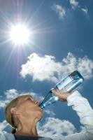 Tipps zum richtigen Trinken bei Hitze