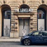 BMW i kooperiert mit dem Münchner Pop-up-Hotel The Lovelace