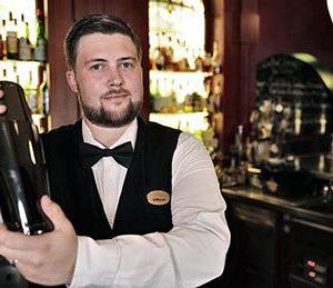 Chef de Bar Joshua Brown