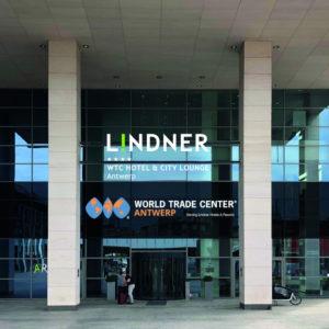 Lindner WTC Hotel & City Lounge Antwerpen