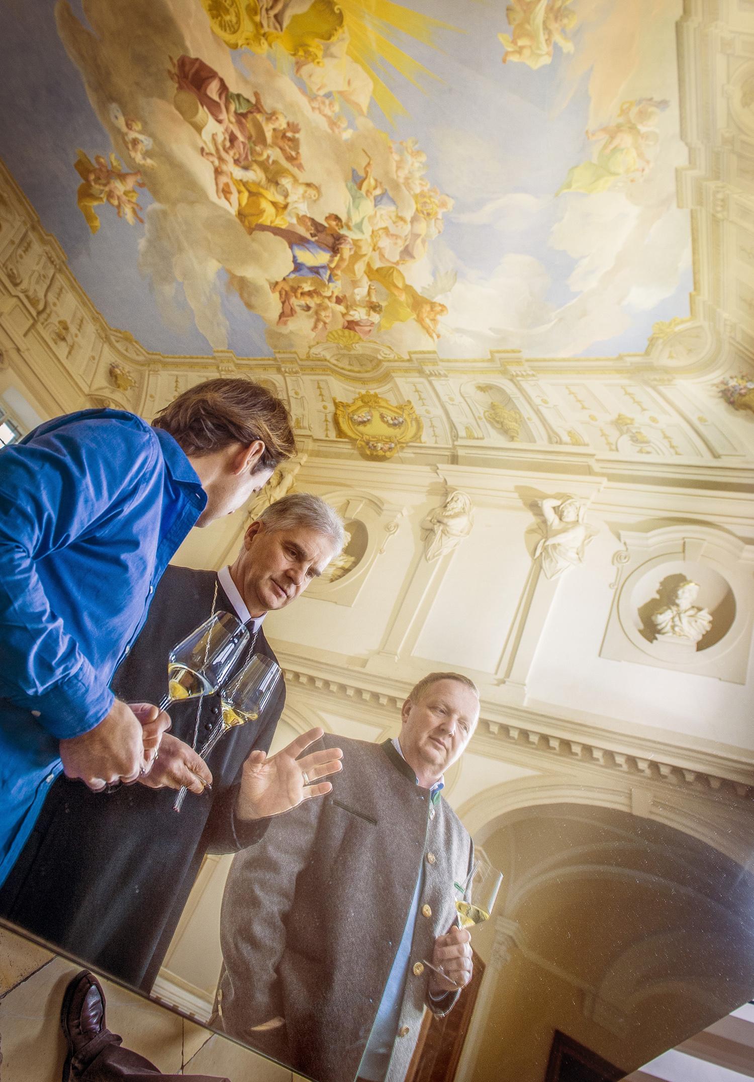 Weinkultur und Biertradition im Klösterreich!