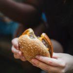 klassischen Hamburger