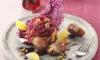 Fruchtsaft bringt mehr Aroma in die Herbstküche