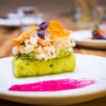 Macht der Bilder auf Restaurantgäste