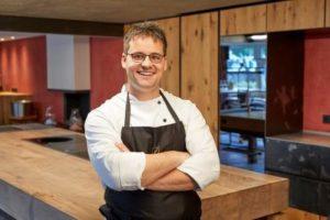 Küchenchef Felix Weber