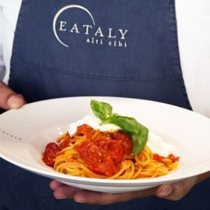 EATALY feiert drei Jahre Bella Italia
