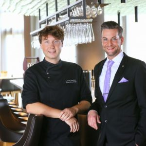 Lucca Stachel & Andreas Hempel Valentinum & Bar_Credit Steigenberger Hotel München