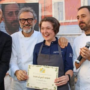 Jennifer Massier gewinnt den Wettbewerb des Consorzio Zampone e Cotechino Modena IGP