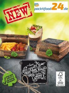 Enjoy Green - das neue Bio Snack to go Sortiment