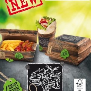 Enjoy Green - das neue Bio Snack to go Sortiment