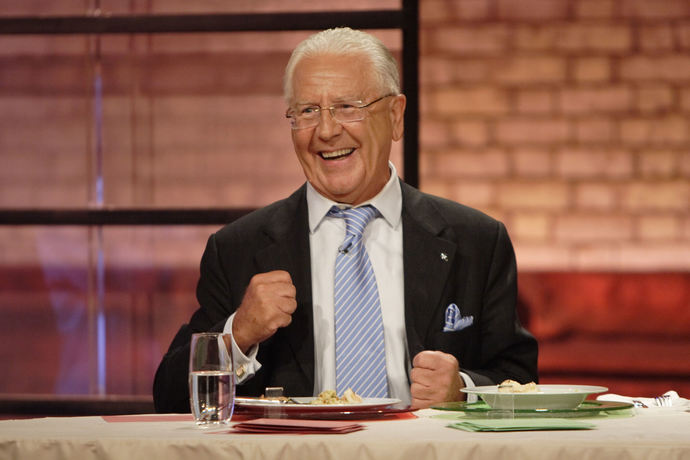 Gourmet-Juror Heinz Horrmann