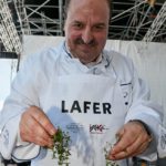 Johann Lafer kocht in Ischgl
