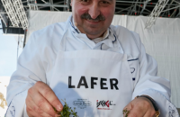 Johann Lafer kocht in Ischgl