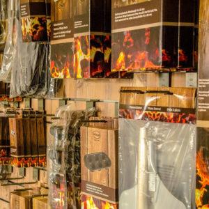 AA-Kaminwelt eröffnet erste Dauer-Grillausstellung