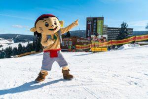 Action für Groß und Klein am Fichtelberg