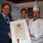 Dominique Champroux zum Toques d'Or-Chef berufen