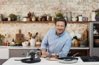 Jamie Oliver Gusseisen-Grillpfanne