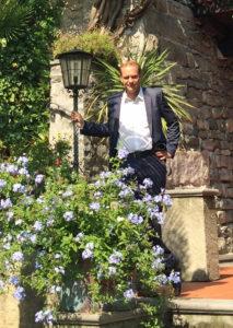 Daniel Heiserer, Präsident Romantik Hotels Schweiz