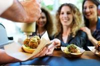 Gastronomie und Streetfoodsektor