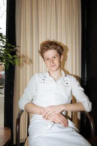 Flynn McGarry - culinary wunderkind