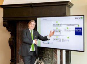 Dirk Iserlohe, CEO der HONESTIS AG