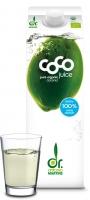 Kokoswasser hydriert