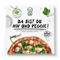 Vegetarische Tiefkühlpizza