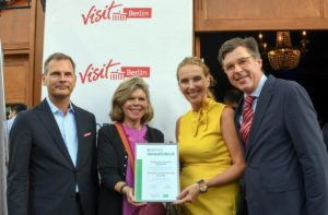 FLORIS Catering erhält Gold Zertifikat