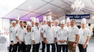 Wilder Kaiser Gourmets Köche