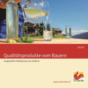 """Südtirol: """"Qualitätsprodukte vom Bauern 2020"""" jetzt auch mit Wein"""