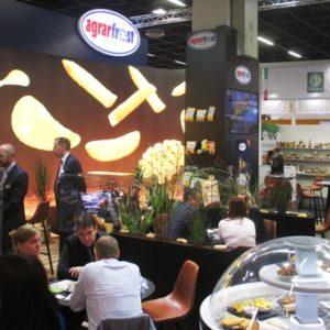 Agrarfrost Produktinnovationen beflügeln das Exportgeschäft