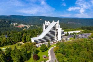 Panorama Hotel Oberhof feiert 50-jähriges Jubiläum