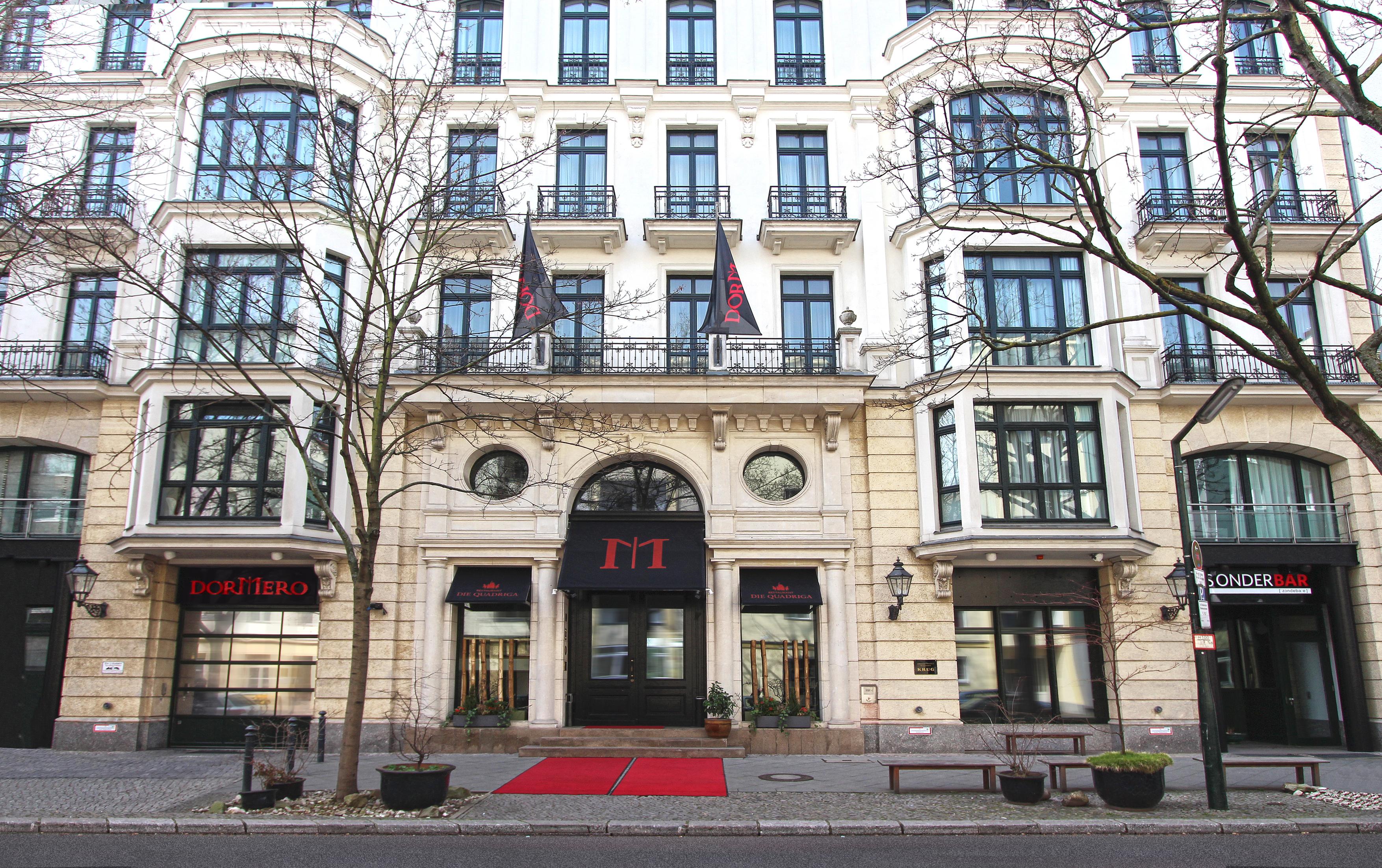 DORMERO Hotel Braunschweig – es wird fancy am Friedrich-Wilhelm-Platz