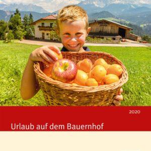 """Südtiroler Marke """"Roter Hahn"""": Neuer Katalog """"Urlaub auf dem Bauernhof 2020"""""""