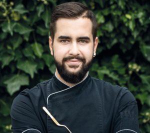 Sommerlust Küchenchef Dan Rodriguez Zaugg