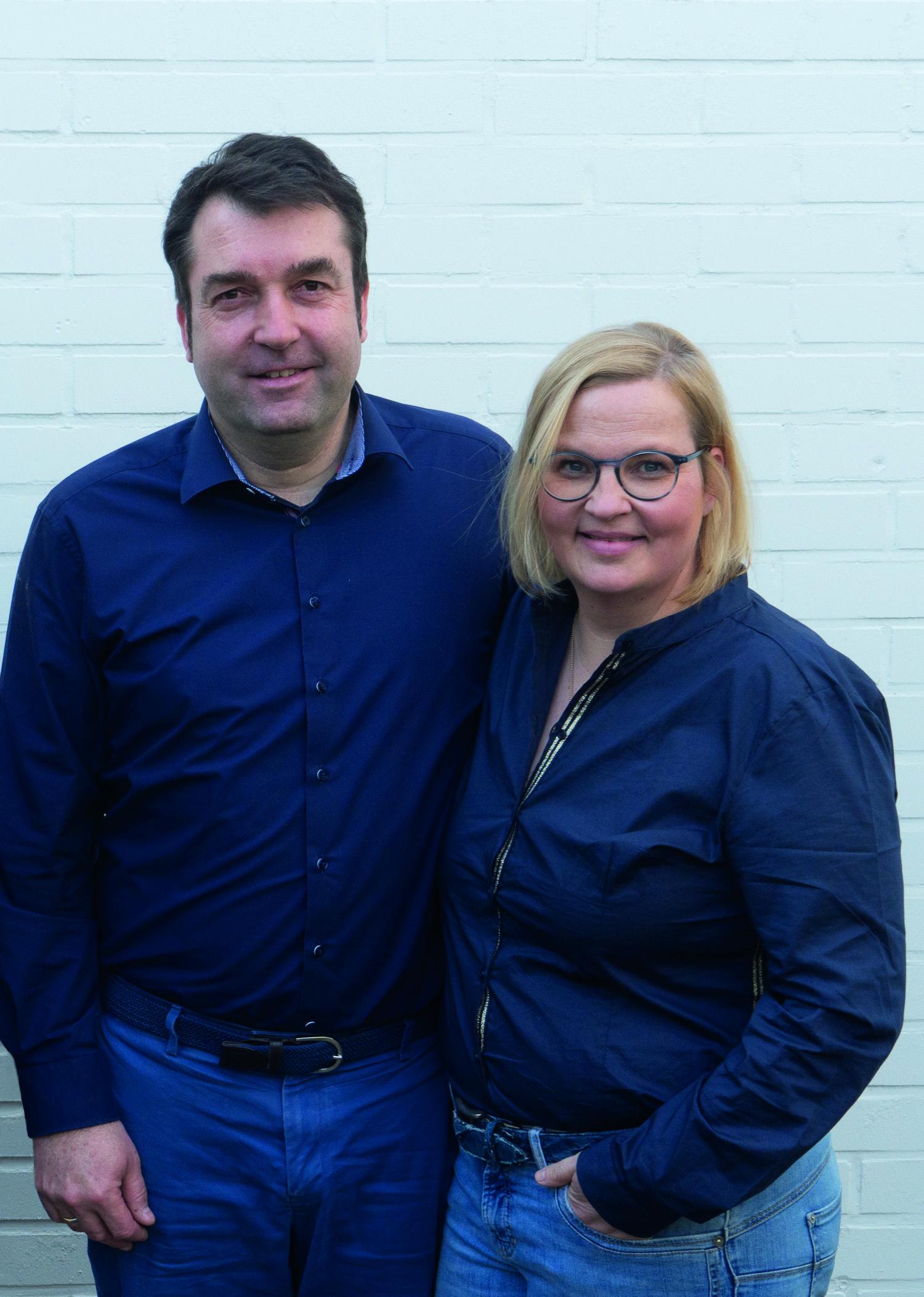In zweiter Generation führen Julia und Torsten Hessler heute das Familienunternehmen