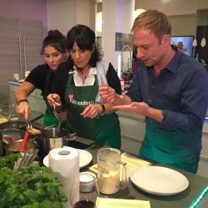 Foto: Küchenduell XXL mit Tobi Kämmerer