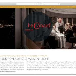 www.lecanard-hamburg.de - Gourmetrestaurant Le Canard nouveau