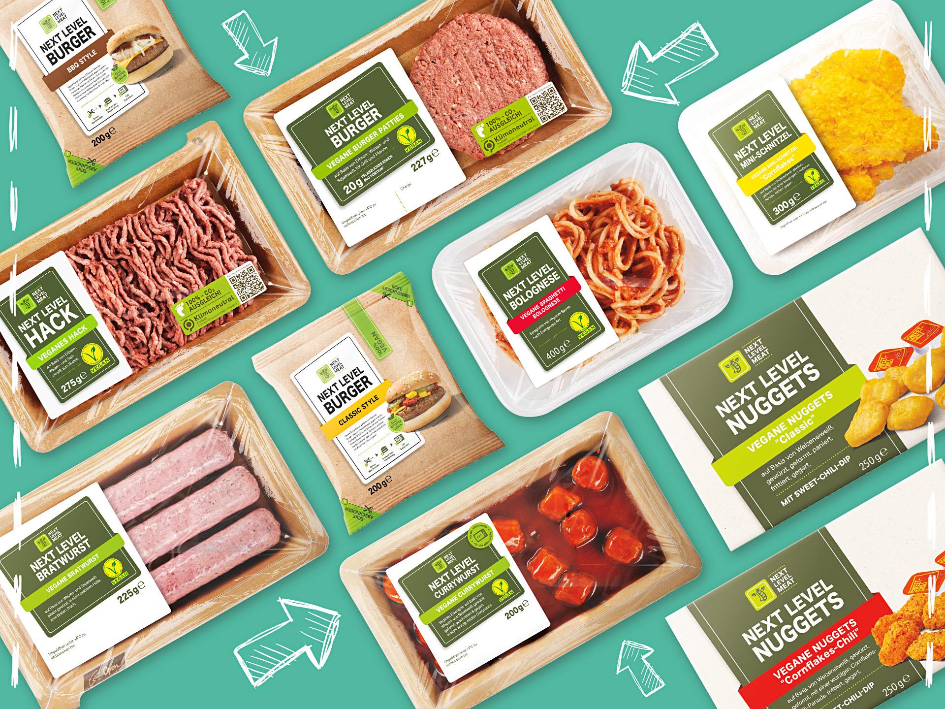 Lidl bringt Produkte aus dem Vegan-Workshop in die Filialen - ganzheitlicher Ansatz für mehr Nachhaltigkeit