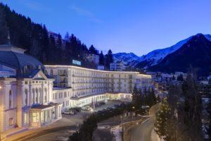 Vorhang auf für das Weltwirtschaftsforum im Steigenberger Grandhotel Belvédère