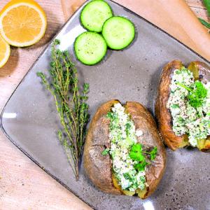Gesund abnehmen im neuen Jahr: Schlank mit der Kartoffel