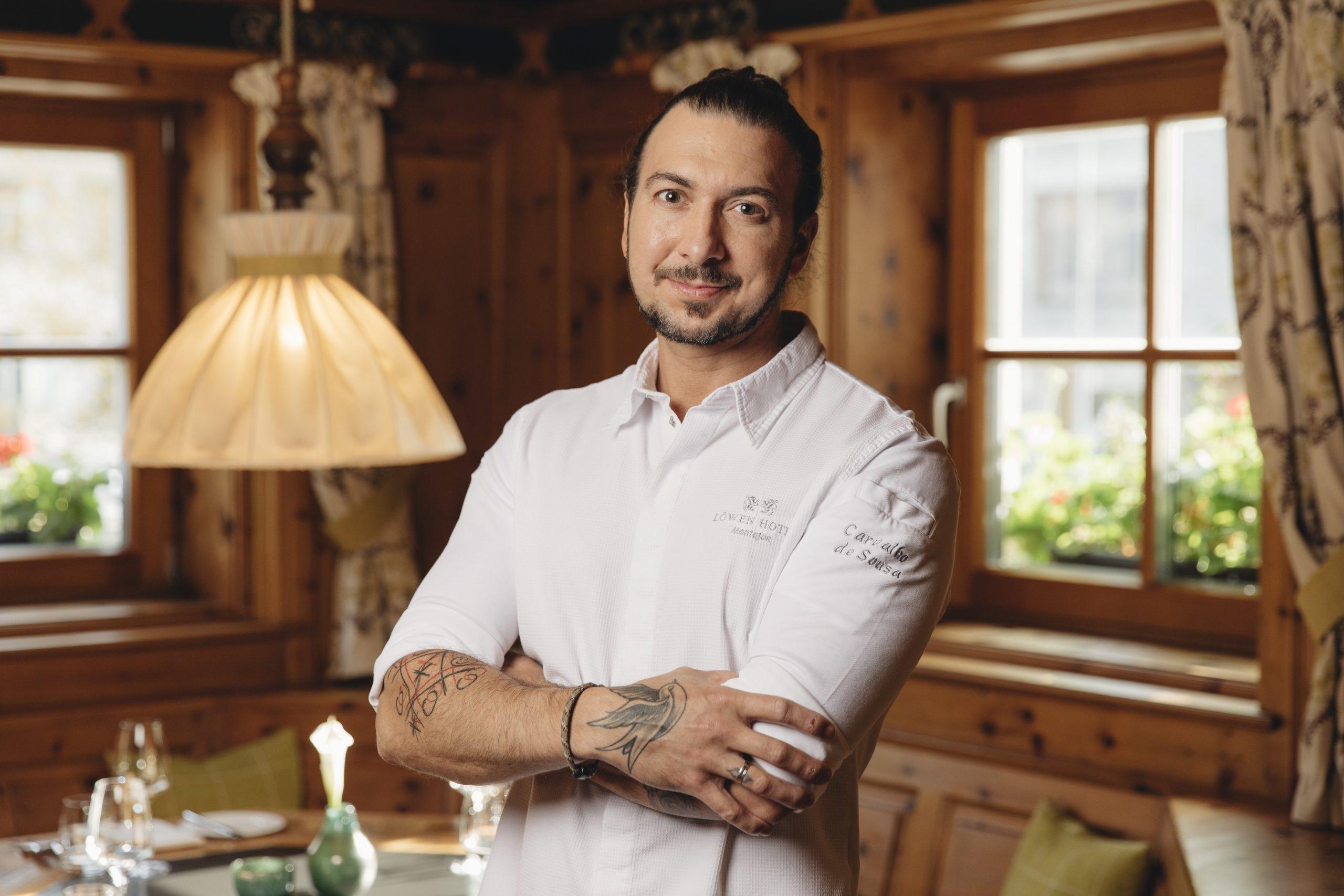 Thomas Carvalho de Sousa, Küchenchef