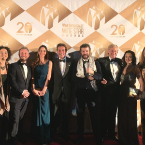 "Tasca d'Almerita ""European Winery 2019"" bei den Wine Star Awards in San Francisco"