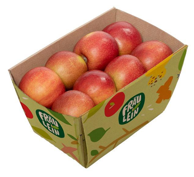 Fräulein® - die deutsche Apfelentdeckung auf der Fruit Logistica