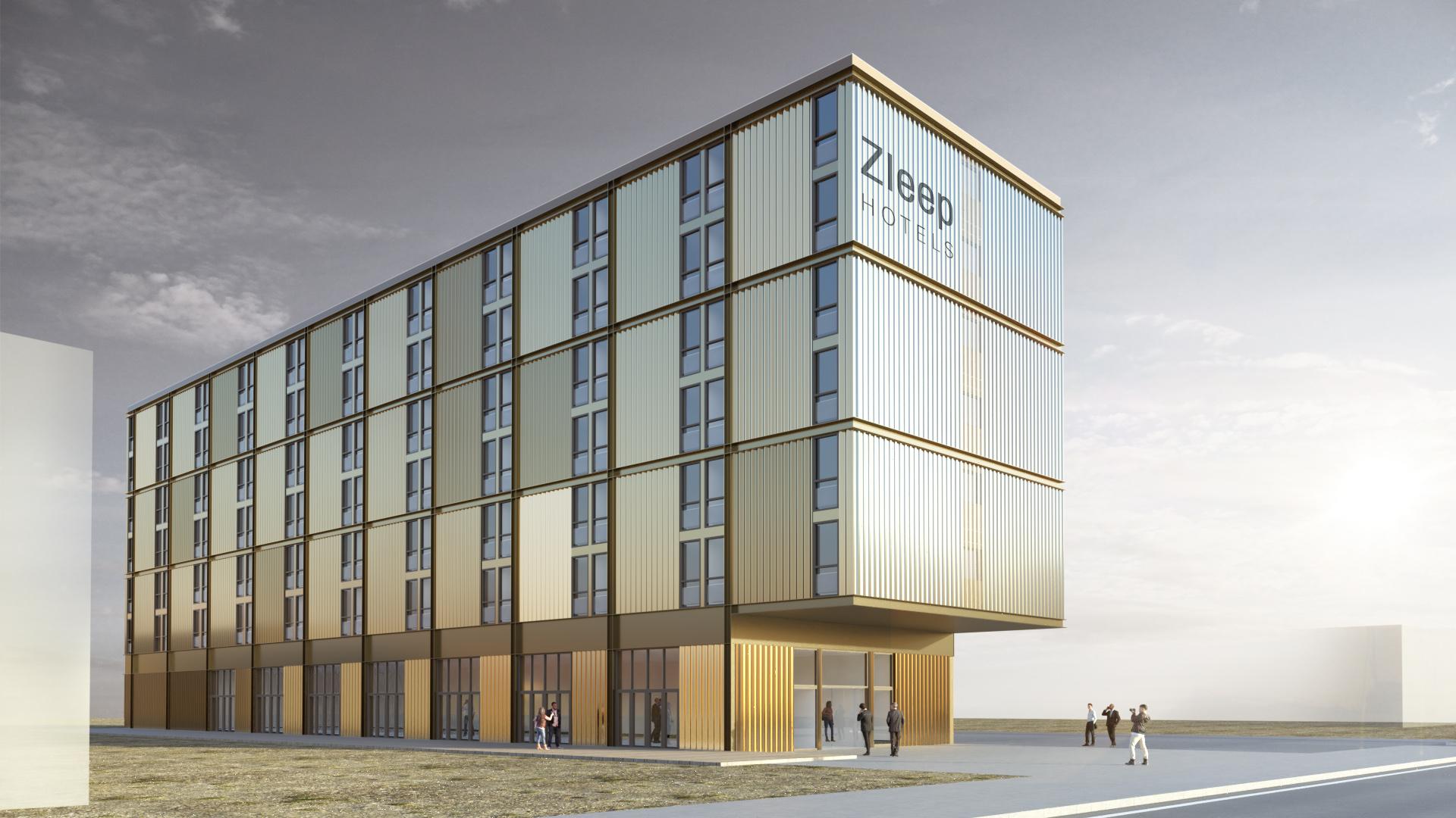 Deutsche Hospitality bringt Zleep Hotels nach Deutschland
