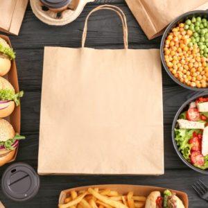 Moderne To Go Verpackungen für Restaurant, Foodtruck und Imbiss