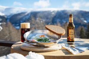 Ski Food Bad Kleinkirchheim: Hütten-Kulinarik mit Pfiff