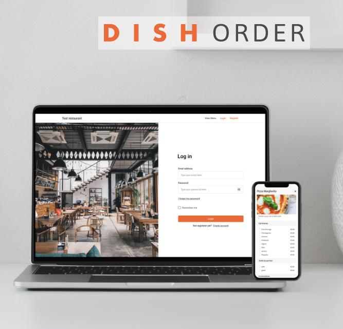 DISH Order von METRO