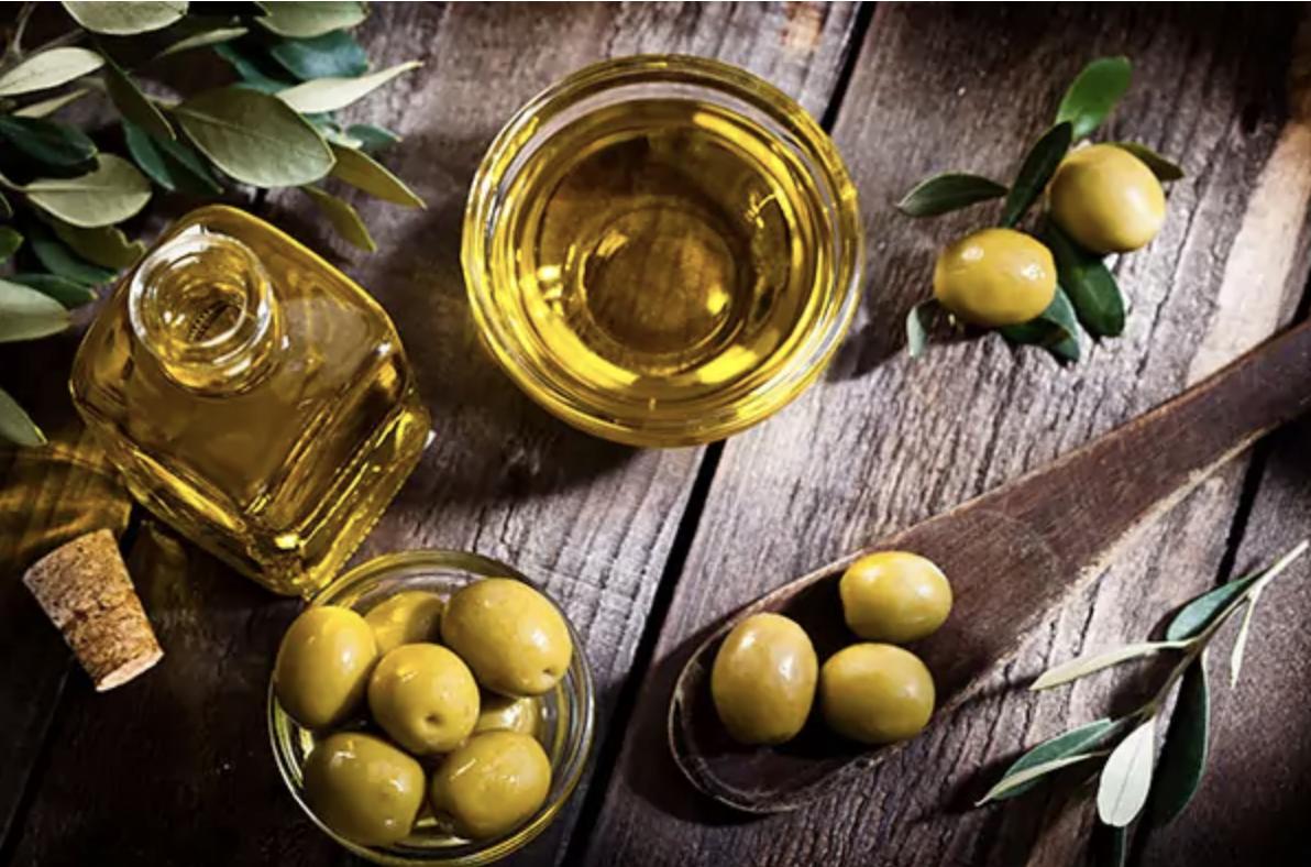 kaltgepresste Olivenöl